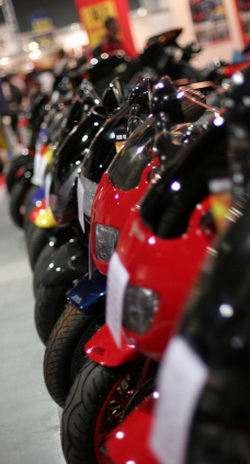 Motorcycle Sales