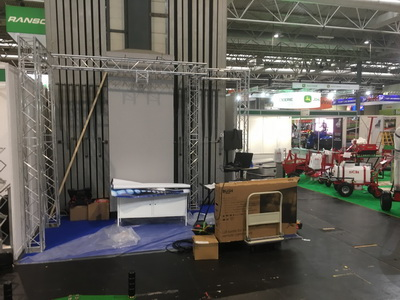 Catalyst at SALTEX 2017