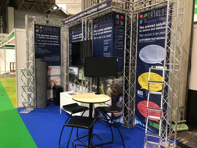 Catalyst at SALTEX 2018